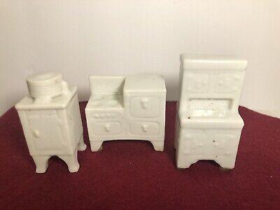 Vintage Porcelain Miniatures. Lot Of 3
