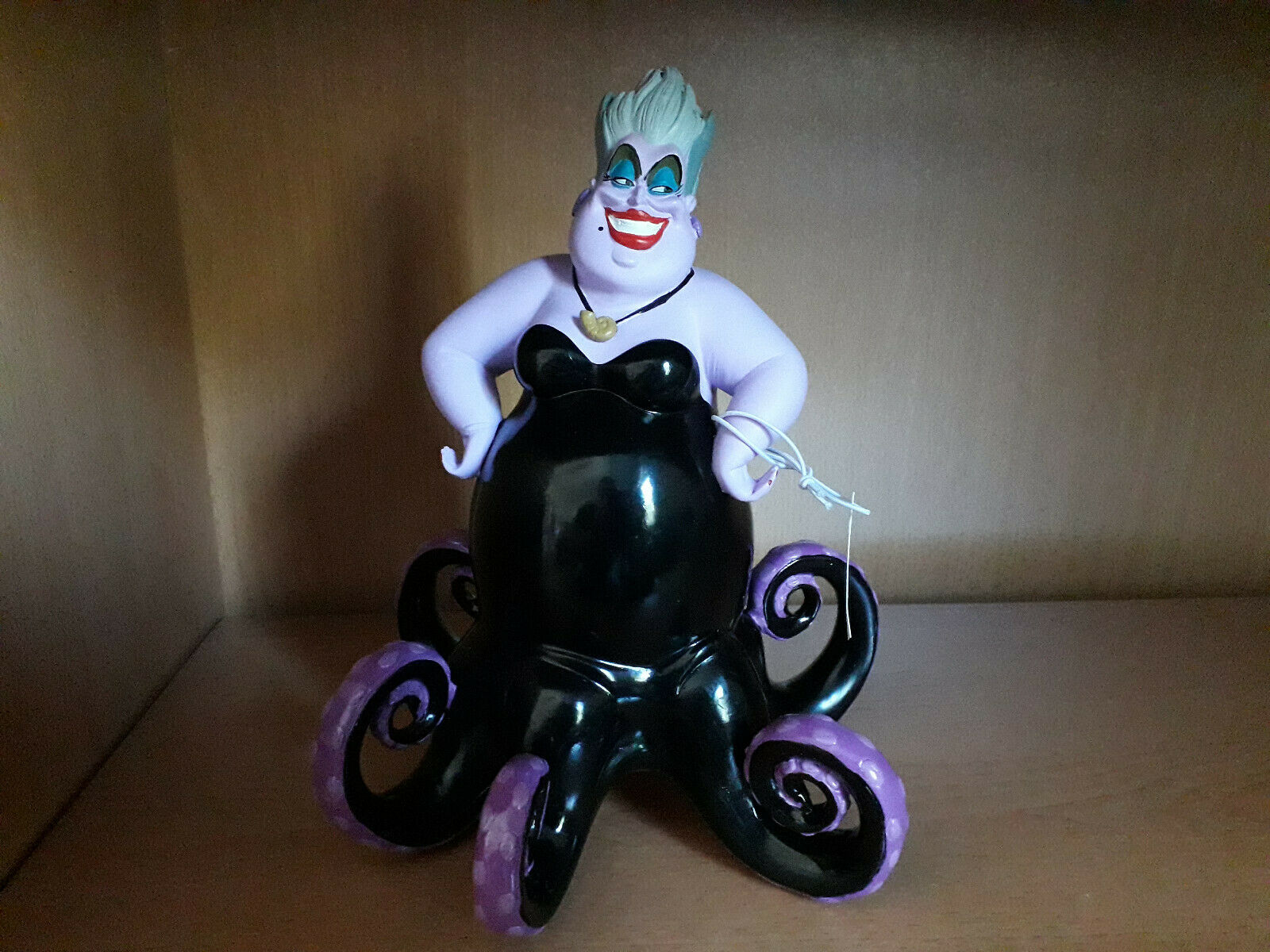 Enesco Ursula Seehexe Arielle Meerjungfrau Little Mermaid Disney Figur mit OVP