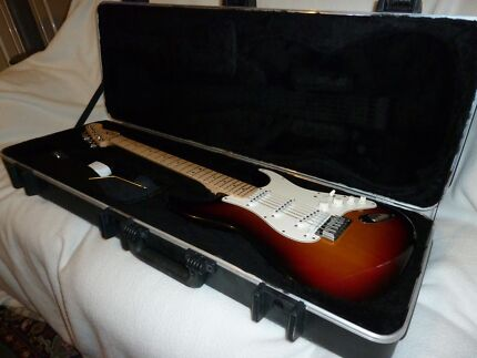 2007 Fender American VG Stratocaster Schofields Blacktown Area Preview