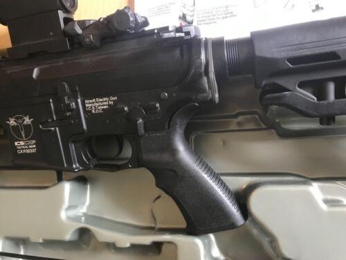 ICS CXP HOG airsoft kit(gear,  mag, charger, ammo)