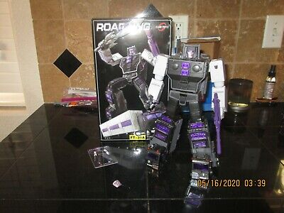 Transformers G1 Decepticon Motormaster Fans Toys FT-31A Roadking Third Party 3P