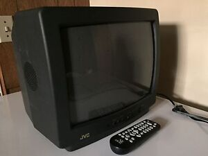 JVC 13 inch television