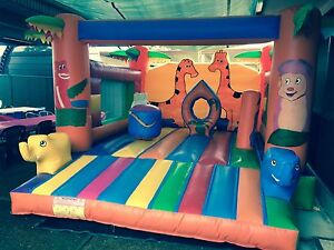 Indulge this school holiday, Best variety, top quality jumping castles Seven Hills Blacktown Area Preview