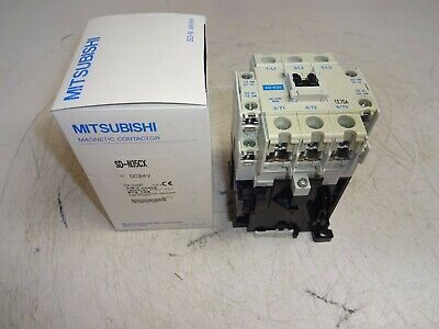 Mitsubishi Sd-n35cx Magnetic Contactor