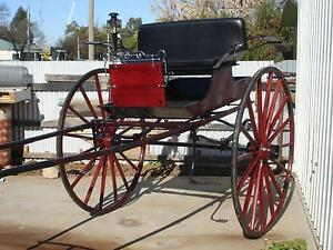 HORSE DRAWN. GIG. JINKER. CARRIAGE Swan Hill Swan Hill Area Preview