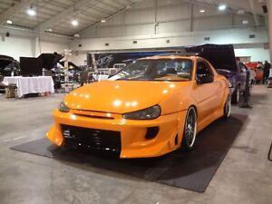 1993 Mazda MX-3 multiple show winner