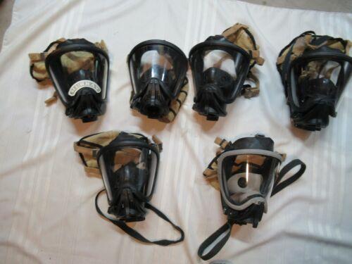 MSA SCBA Ultra Elite Full Face Mask SMALL WITH HUD BRACKET FIREHAWK