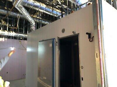 Walk-in Coolerfreezer Combo Box Kysor Panel Systems - 14-12 X 7-12 X 9-4