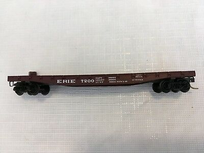 MICRO TRAINS 45420 Flat Car 50ft. Erie 7200 for sale  Lawrence Township