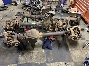 Dana 60   Find Transmission parts, Wheel Bearings, Position