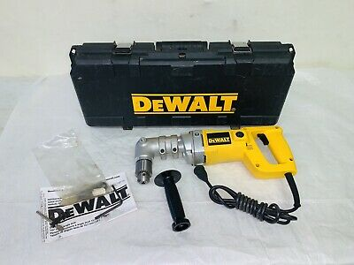 Dewalt Dw120 12 Right Angle Drill 600 Rpm 7a Guaranteed