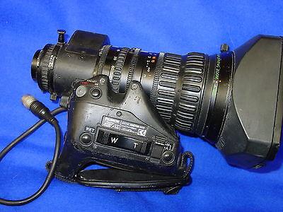 "Fujinon A17x7,8BERM-M28 2/3"" Sony B4 Mount SD-Broadcast Lens"