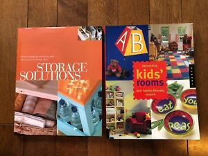 Home Storage Solutions Decorating Kids Room Family Organize Book