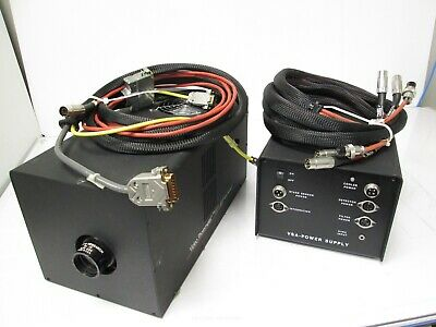 Photo Research Pr900 Photometer W Cables Power Supply As-is For Parts Only