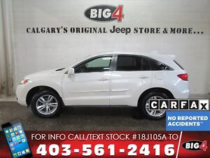 2015 ACURA RDX TECH PKG | Leather | NAV |