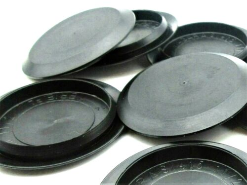 Hole Plugs for Sheet Metal & Auto Body  Snap In  Flush Panel Plugs  15 Sizes