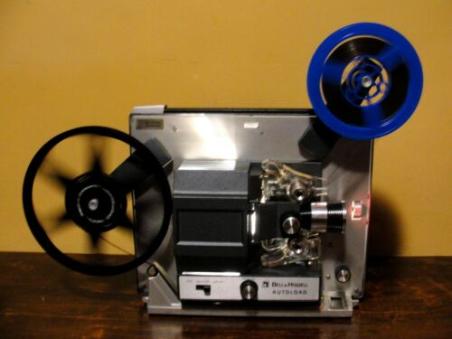 Bell & Howell 357B Super 8 Movie Projector ~Serviced~