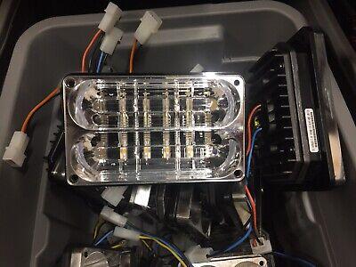 Ba Whelen Freedom 400 Series Led 66 Lighthead Edge Lightbar Updated