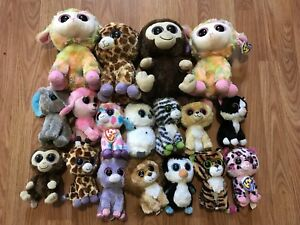 Beanie Boo stuffies