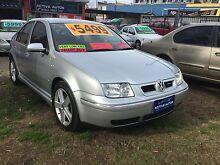 2002 Volkswagen Bora Sedan Homebush Strathfield Area Preview