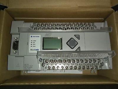 New Ab Allen Bradley Micrologix 1400 Plc 1766-l32awaa 1766l32awaa New In Box