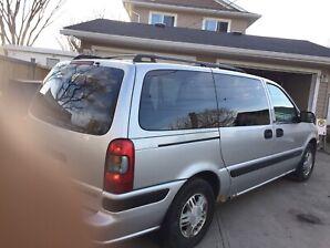 2003 Chevrolet venture for sale