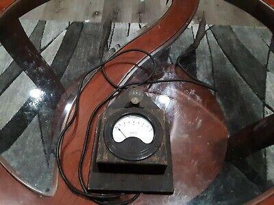 Vintage Westinghouse Direct Current Tester
