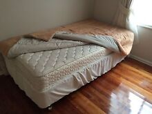 King single bed in great condition, Harvey Norman,paid $700 Point Cook Wyndham Area Preview
