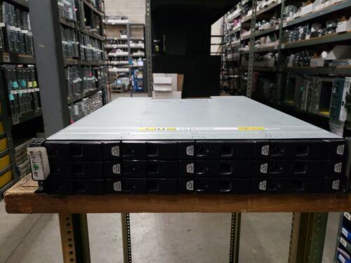Xyratex HB-1235 Drive Array with Qty.  12 2TB Hard Drives