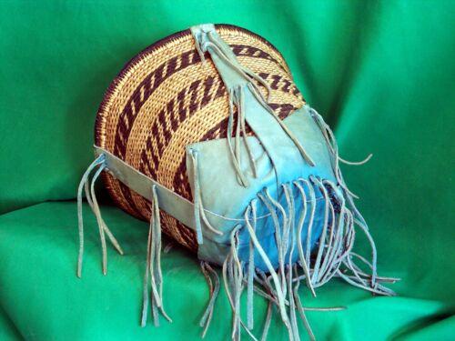 Vintage Apache Burden Basket - Beautiful & Superb Condition!