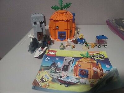 Lego 3827 Spongebob Squarepants Set please read description.