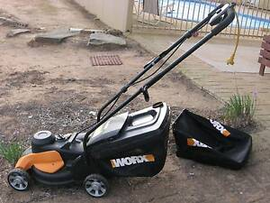 Worx Electric Lawn Mower –As New.REDUCED TO $150 LIMITED TIME Murray Bridge East Murray Bridge Area Preview