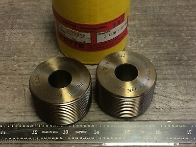 New Set Of Fette Thread Rolling Dies 1 116 - 12