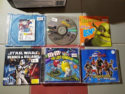 Old Computer Games & Software