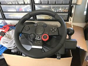 PlayStation driving system