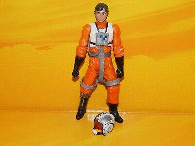 "STAR WARS REBEL PILOT WEDGE ANTILLES 3.75"" ACTION FIGURE #2"