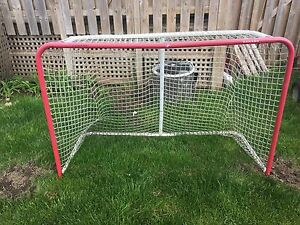 Team Canada hockey net