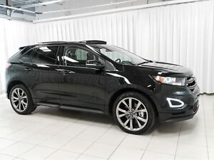 2017 Ford Edge SPORT AWD ECO-BOOST.  FULLY LOADED SPORT SUV !! w