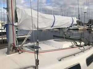 Racing/Cruising Yacht - Carter 30