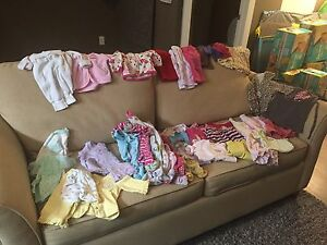 Baby girl clothing lot 3 months