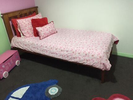 Wood  single beds Roxburgh Park Hume Area Preview