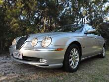 2002 Jaguar S Type Moffat Beach Caloundra Area Preview