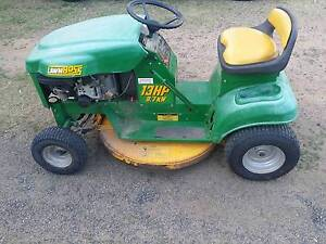 Lawn Boss ride on mower Wyreema Toowoomba Surrounds Preview