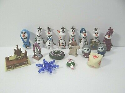 Disney Olaf's Frozen Adventure Advent Calendar Figures Jakks Pacific Birthday