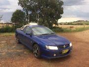 Holden SVZ commodore ute Bingara Gwydir Area Preview
