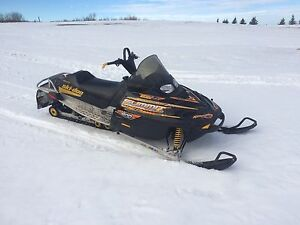2002 Skidoo Summit 800