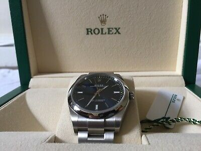 Rolex oyster perpetual 39, 114300, Blue, Brand New!!!