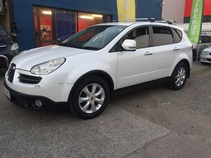 2007 Subaru Tribeca AWD 7 seat(1 year free warranty/finance avai)