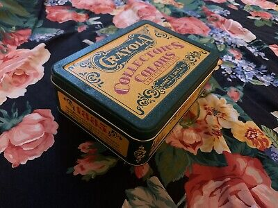 ~1991~Crayola Crayon~Limited Edition **Metal Tin ONLY**