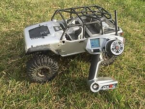 Reduced Axial scx10 jeep price reduced 500.00